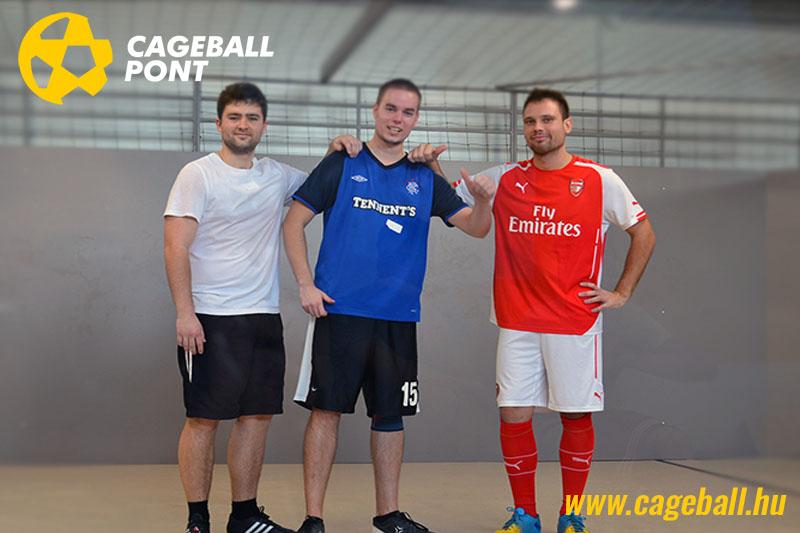 Cageball PONT Budapest Négy légkondicionált ketrecfoci (teremfoci) pálya külön légelvezetéssel, ahol mindig friss a levegő. Modern öltöző padlófűtéssel és zuhanyzóval. Biliárdfoci és pingpong.